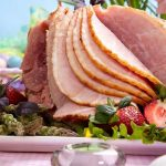 Do not rinse Easter ham pan drippings down the kitchen sink this Easter.
